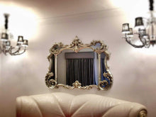 Load image into Gallery viewer, Isabella Art Deco Mirror (129W X 99H Cm) Imported