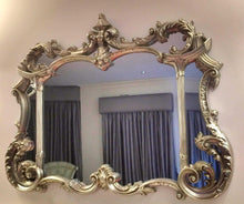 Load image into Gallery viewer, Isabella Art Deco Mirror (129W X 99H Cm) Antique Gold [Floor Stock] Imported