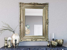 Load image into Gallery viewer, Kanan French Provincial Ornate Mirror Silver 96 X 126 Cm (24X36) Imported