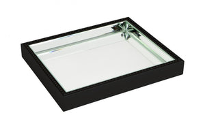 ZION BLACK MIRROR TRAY