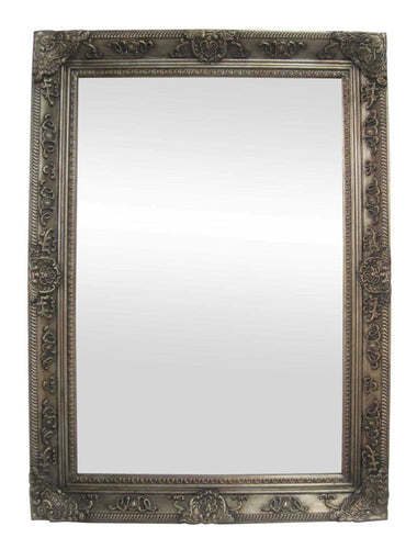 Cornelia French Provincial Ornate Mirror (80 x 110 CM)