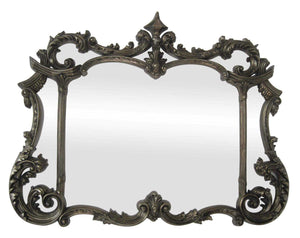 Isabella Art Deco Mirror (129W X 99H Cm) Imported