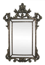Load image into Gallery viewer, Isadora Art Deco Mirror (94W X 142H Cm) Antique Gold Imported