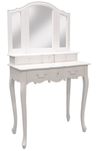 Load image into Gallery viewer, Sweet Pea Mirrored Dressing Table Ds- 48009 Local
