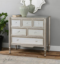 Load image into Gallery viewer, Uttermost Rayvon Mirrored Chest Drawer - 24504 Local