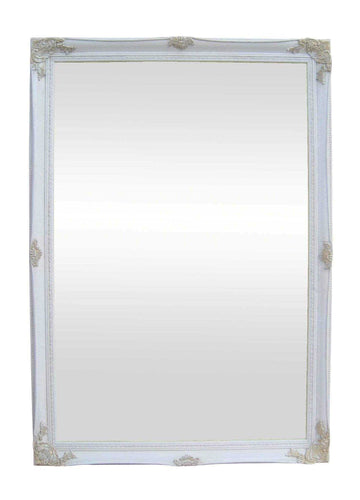 Flora French Provincial Ornate Mirror (72 x 102 CM)