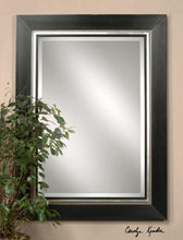 Load image into Gallery viewer, Uttermost Whitmore Black Wall Mirror Um - 13131B Local