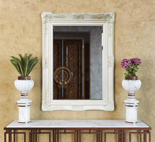 Load image into Gallery viewer, WICHOO FRENCH PROVINCIAL ORNATE MIRROR CREAM WHITE - mirrors-city-aus