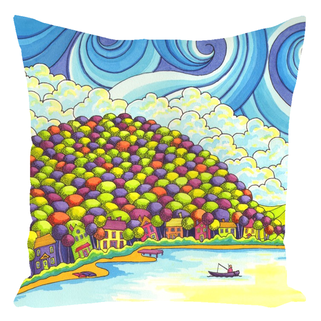 Lakeside Collection Quinsig 2 Throw Pillows