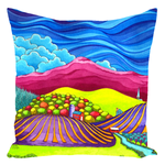 Bennington Collection Mountain Throw Pillows