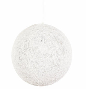 "Moonlight Collection 24"" Full Moon Pendant Light"