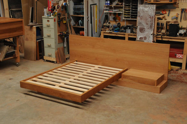 Asymmetric Bed