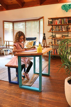 Mossop Children's Desk & Seat