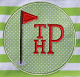 Golf Applique