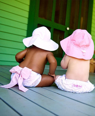 Sunhats from RuffleButts