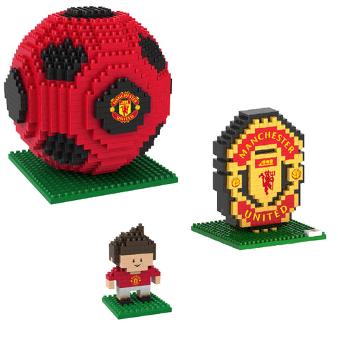 Manchester United FC BRXLZ Bundle