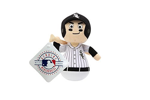 MLB Rock'emz Collectible Sports Figurine - 7 in. tall (Chicago White Sox)