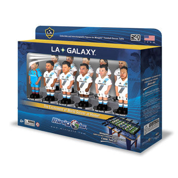 Los Angeles Galaxy Team Pack