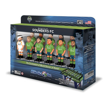 Seattle Sounders Team Pack