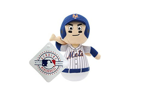 MLB Rock'emz Collectible Sports Figurine - 7 in. tall (New York Mets)