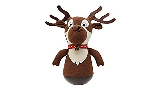Holiday Rock'emz Collectible Figurine - 7 in. tall - Reindeer