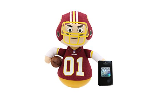 NFL Rock'emz Collectible Sports Figurine - 7 in. tall (Washington Redskins)