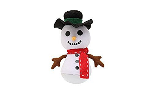 Holiday Rock'emz Collectible Figurine - 7 in. tall - Snowman