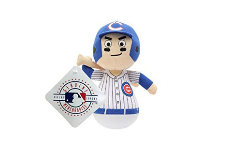 MLB Rock'emz Collectible Sports Figurine - 7 in. tall (Chicago Cubs)