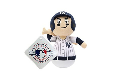 MLB Rock'emz Collectible Sports Figurine - 7 in. tall (New York Yankees)