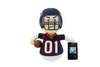 NFL Rock'emz Collectible Sports Figurine - 7 in. tall (Houston Texans)