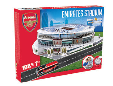 Nanostad Arsenal Emirates Stadium 3D Puzzle