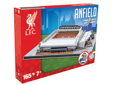 Liverpool Anfield Stadium 3D Puzzle