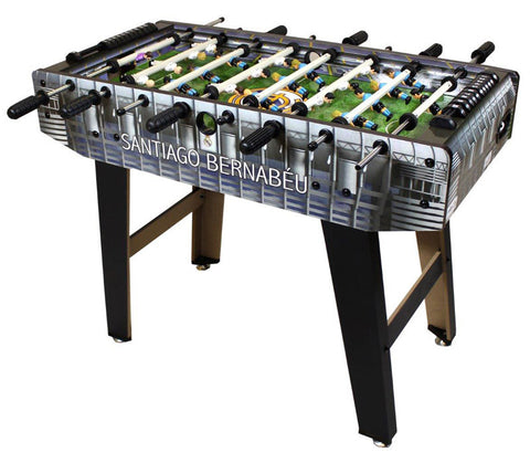 Real Madrid Mini Foosball Table