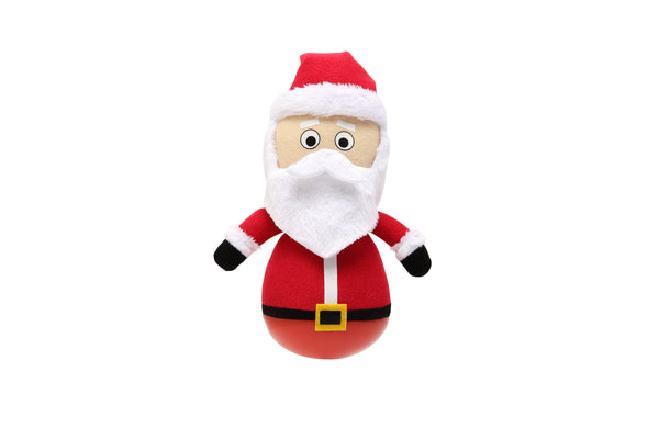 Holiday Rock'emz Santa Collectible Figurine
