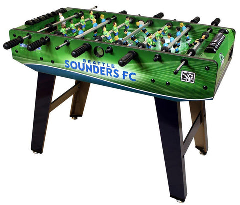 Seattle Sounders Mini Foosball Table