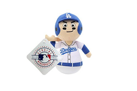 MLB Rock'emz Collectible Sports Figurine - 7 in. tall (Los Angeles Dodgers)