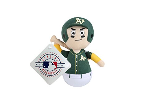 MLB Rock'emz Collectible Sports Figurine - 7 in. tall (Oakland Athletics)