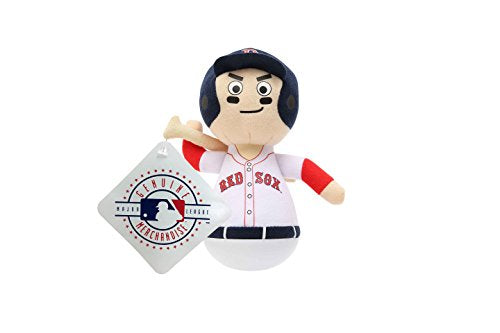 MLB Rock'emz Collectible Sports Figurine - 7 in. tall (Boston Red Sox)