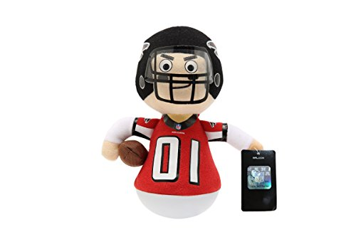 NFL Rock'emz Collectible Sports Figurine - 7 in. tall (Atlanta Falcons)