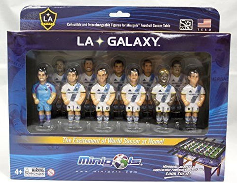 Minigols Los Angeles Galaxy (11 Pack)