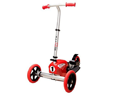 Scooty B Splitty Scoot - RED