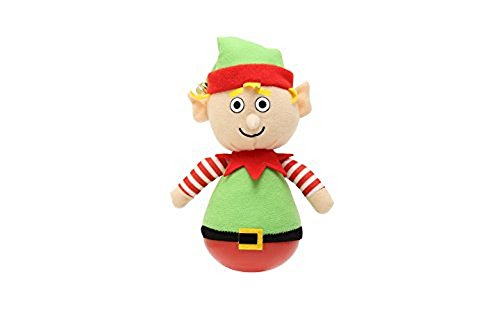 Holiday Rock'emz Collectible Figurine - 7 in. tall - Elf