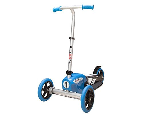 Scooty B Splitty Scoot - BLUE