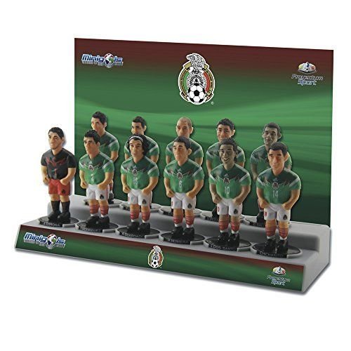 Minigols Mexico National Team Figures (11 Pack)