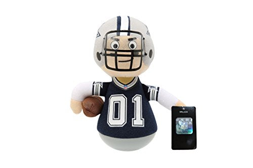 NFL Rock'emz Collectible Sports Figurine - 7 in. tall (Dallas Cowboys)