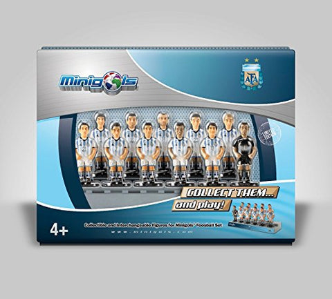Minigols Argentina National Team Figurines (11 Pack)