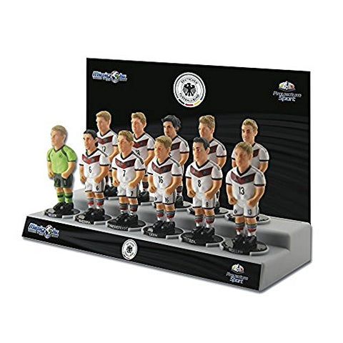 Minigols Germany National Team Figures (11 Pack)