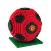 BRXLZ Manchester United FC Soccer Ball 3D Construction Toy
