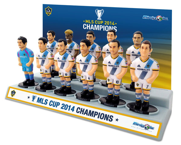 L.A. Galaxy Team Pack – CHAMPIONSHIP Kit