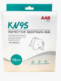 KN95 Protective Breathing Mask